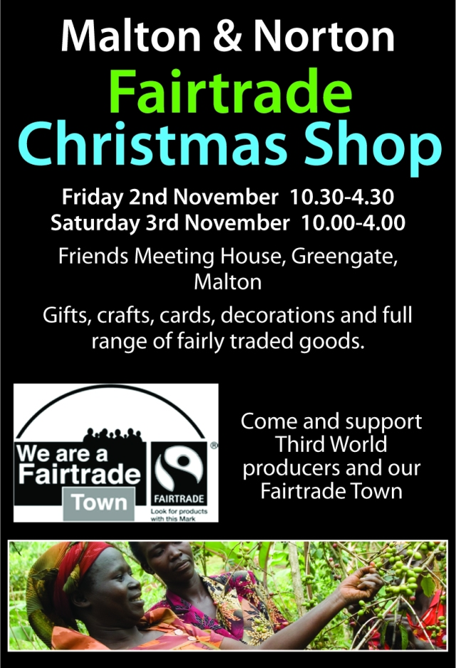 Fair Trade Christmas Fair