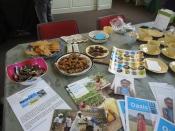 Fairtrade snacks