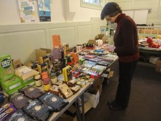 Fairtrade food from FairerWorld in York